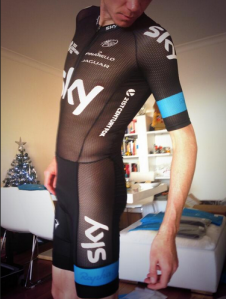 Froome see through